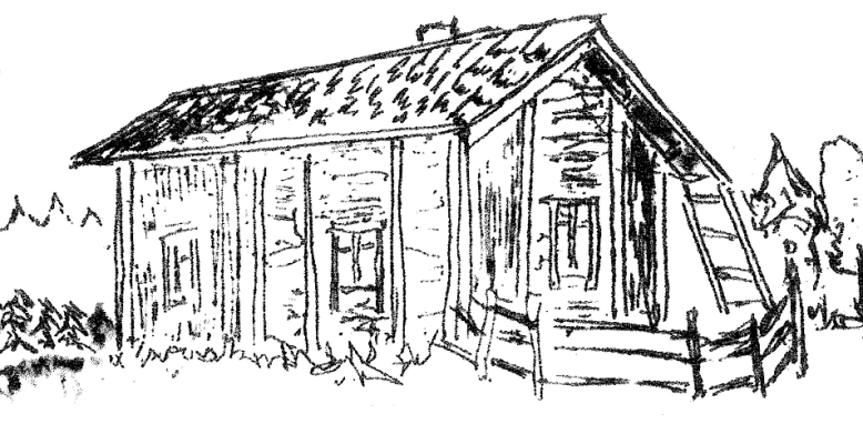 Vanha Vaajamäki talo